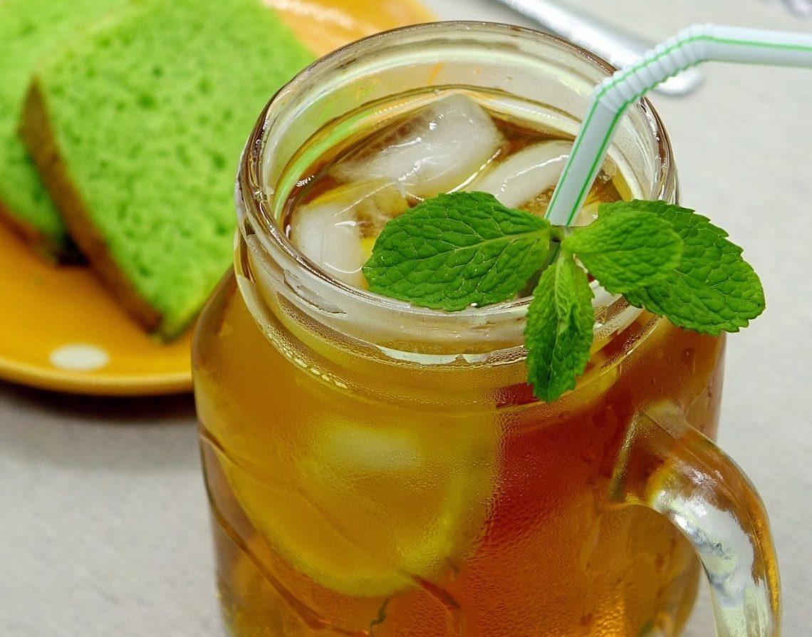 kombucha citron