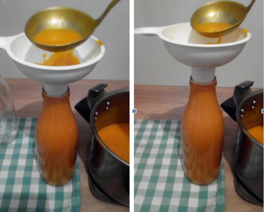 conserver ses soupes maison en bocal