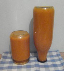 conserver ses soupes maison: la méthode confiture