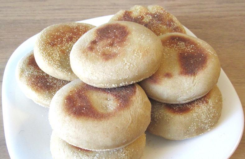 pain muffins anglais