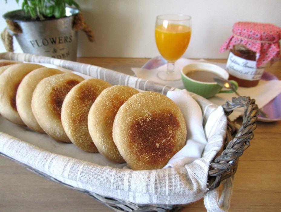 faire muffins anglais maison